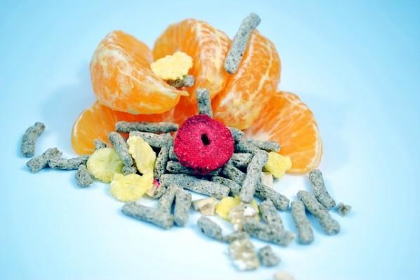 Fiber Oranges
